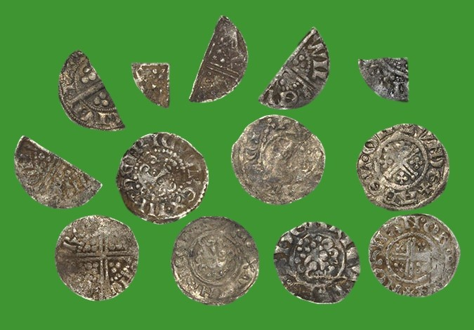 Collection of English Medieval Coins (1199-1272)