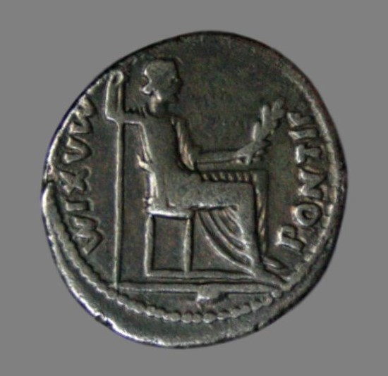 The Tribute Penny (ca. 16 AD)